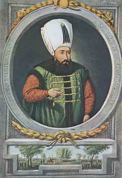 The Mad Sultan - Ibrahim of the Ottoman Empire. (Public Domain)