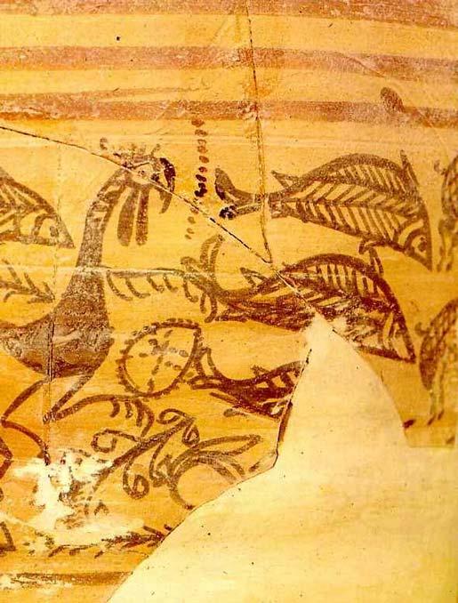 Iberian ceramics.