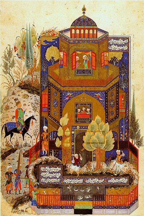 Ibn Battuta made a brief visit to the Persian-Azari city of Tabriz, Iran in 1327. (Eвгений Ардаев / Public Domain)