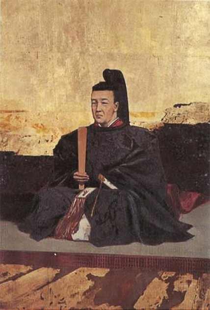 Shogun Tokugawa Iesada (reigned: 1853–1858), by painter Kawamura Kiyoo (1852-1934), Tokugawa Memorial Foundation. (Kawamura Kiyoo / Public domain)
