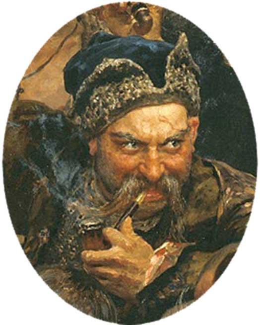Ilya Repin (1844–1930). Ivan Sirko, 1880 - 1891. (Public Domain)