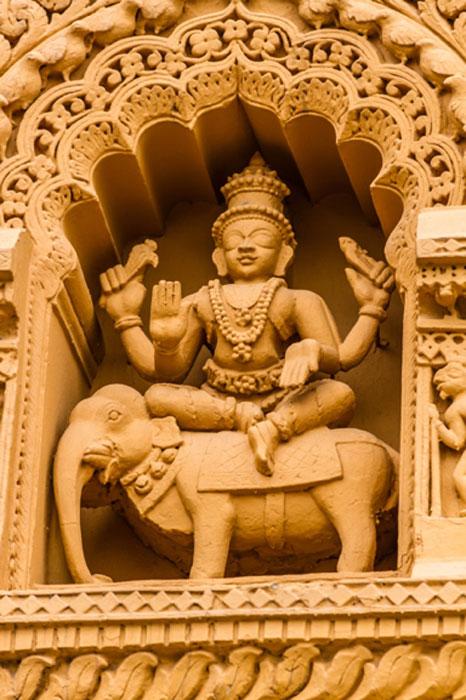 Indra King of the Gods. (nilanewsom / Adobe)