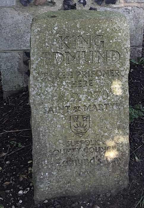 Inscription at Goldbrook Bridge. (Author provided)