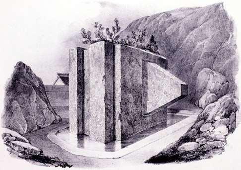 Ishi-no-Hoden megalith