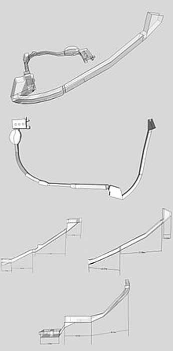 Plan Elevation Isometric : Kv the famous female pharaoh hatshepsut has a