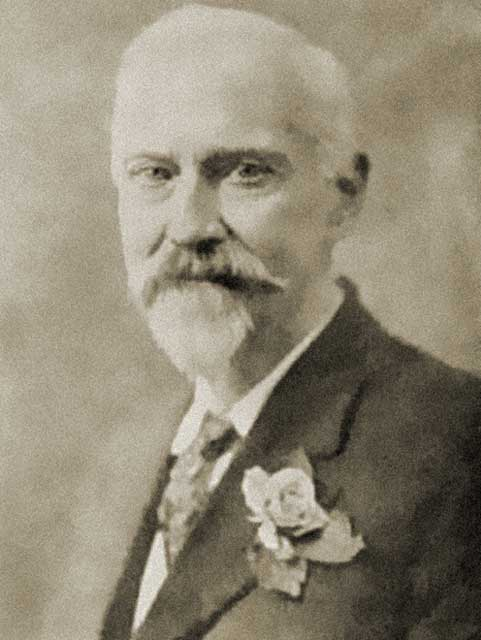 James Churchward (1851-1936) Author of the Lost Continent of Mu.
