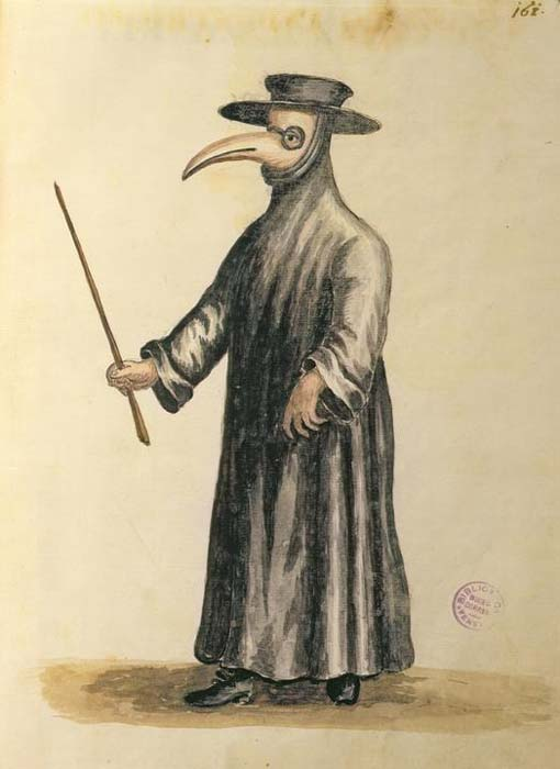 Secrets Behind the Creepy Plague Doctor Mask and Costume | Ancient ...