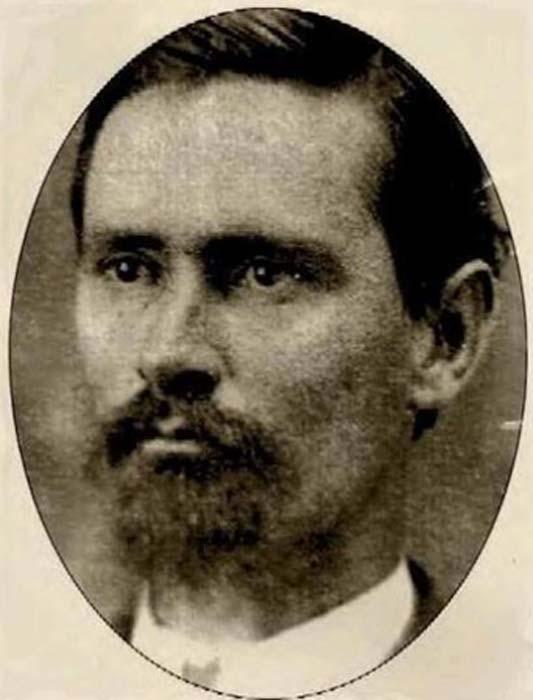 Jesse James aka James Lafayette Courtney (Image © Daniel J Duke)