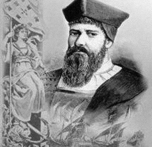 João da Nova, 1460 - 1509, Spanish-Portuguese explorer.