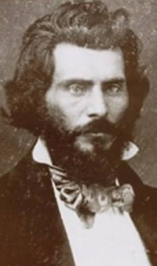 John Rollin Ridge, Cherokee author.
