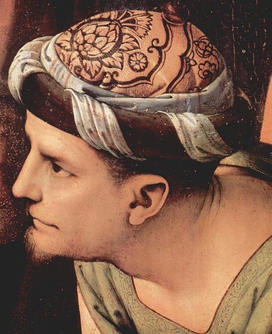 Joseph of Arimathea by Pietro Perugino.