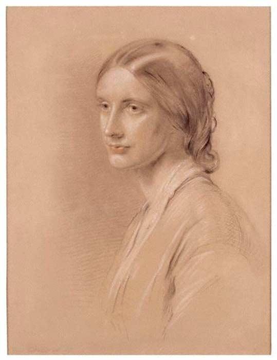 Josephine Butler in 1851.