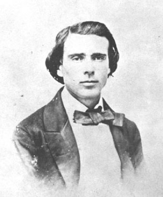 Josiah Gregg. (Public Domain)