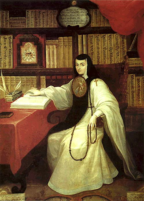 Juana Ines joined the Convent of Santa Paula, under the Order of Saint Jerome. (SalomonCeb / Public Domain)