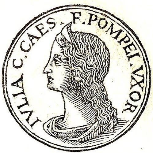 Julia Caesaris, Julius Caesar's daughter.