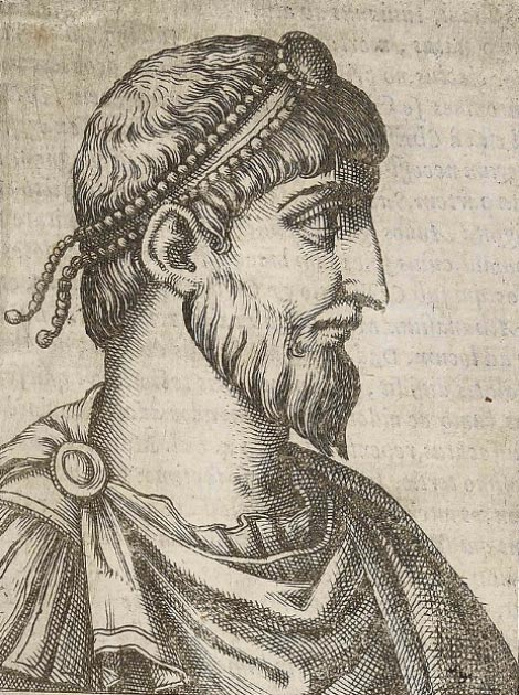 The Roman emperor Julian who reigned between 361 and 363 AD and was known to be involved in mystery schools. ( Giovanni Battista de Cavalieri / CC0)