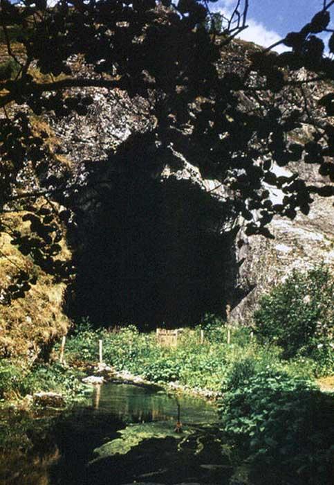 Kapova cave.