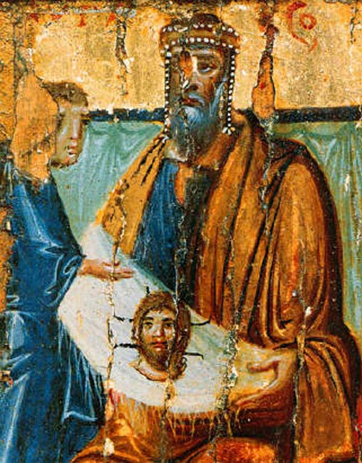 According to the account, King Abgarus received the Image of Edessa, a likeness of Jesus.