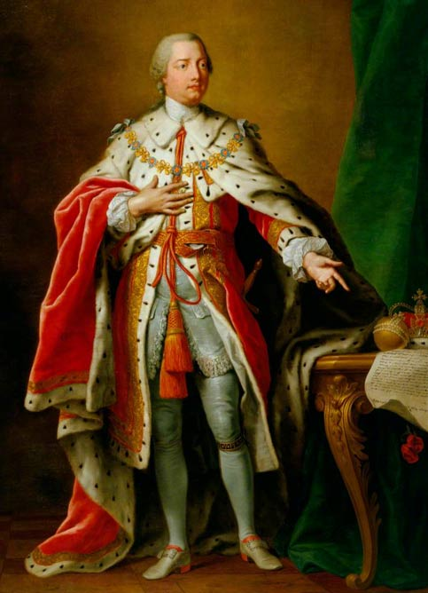 The rebels opposed King George III