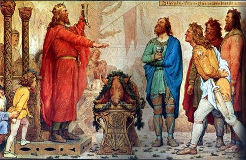 King Harald Bluetooth