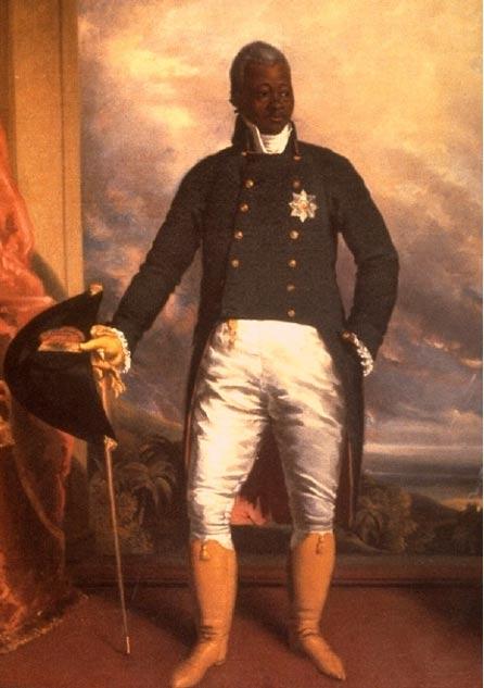 King Henry I of Haiti,