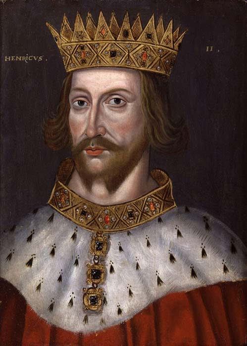King Henry II. (Public Domain)
