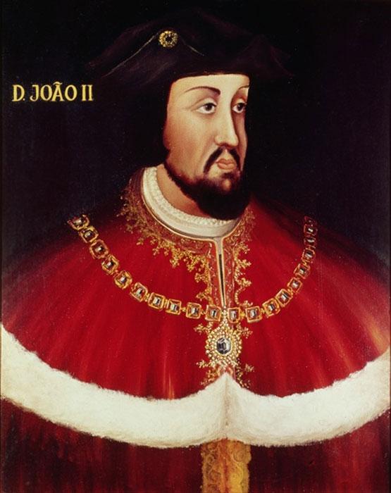Portuguese King João II.