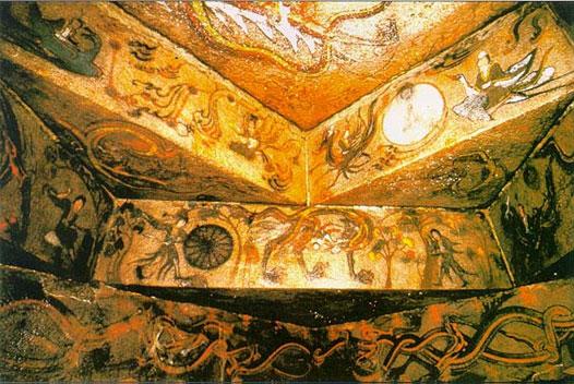 Koguryo Tomb murals