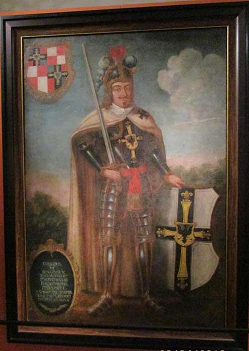 Konrad von Jungingen.