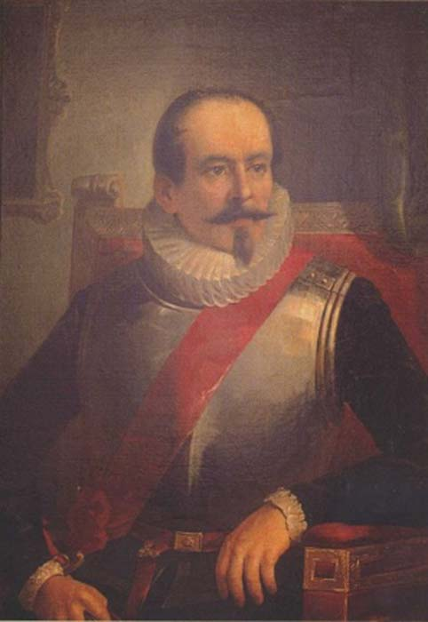 La Quintrala's mother and aunt attempted to poison Governor Alonso de Riberia. (Public Domain)