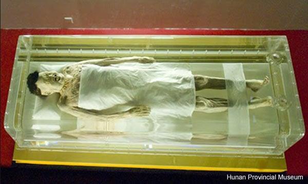 The Lady of Dai Mummy