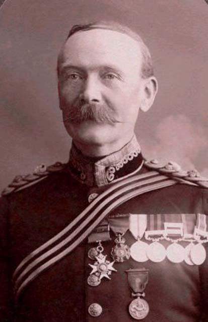 Laurence Austine Waddell. (Public Domain)