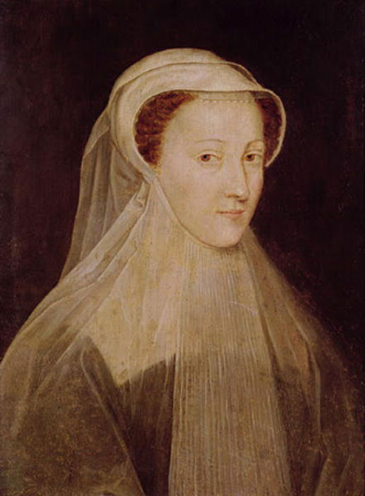Legends say Mary, Queen of Scots may be the Pink Lady haunting Stirling Castle.