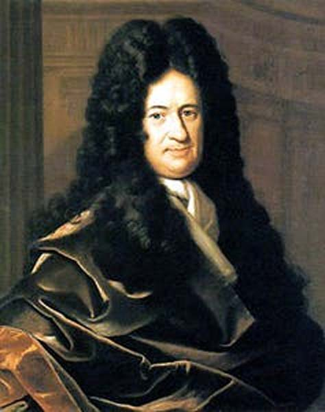 Leibniz: Beaten to it by 500 years