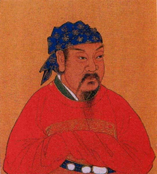 Liu Yu. (Public Domain)