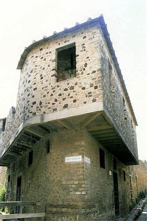 The Lupenare of Pompeii
