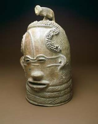 The Lydenburg Head. Iziko Museums of South Africa, Social History Collections,