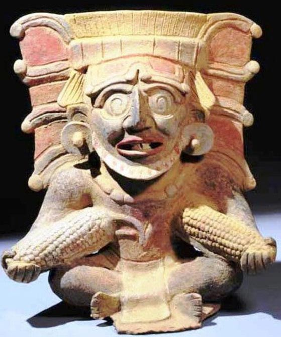 Figure 4. The Maize God