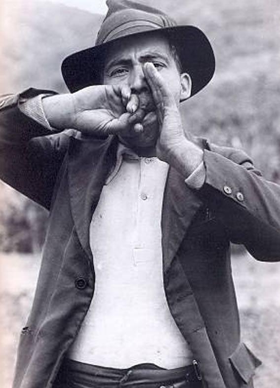 Image result for silbo gomero whistling language