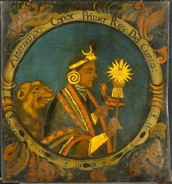 Manco Capac, first ruler of the Inca Empire. (Brooklyn Museum / Public Domain)