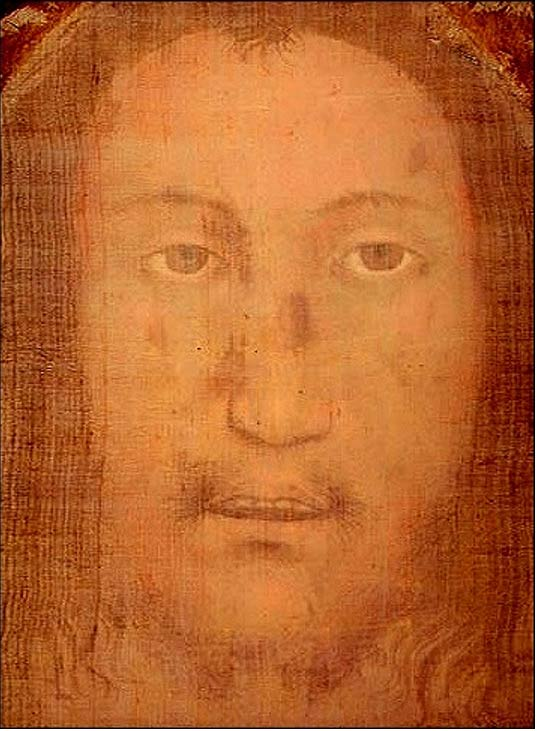 The Manoppello Veil of Veronica