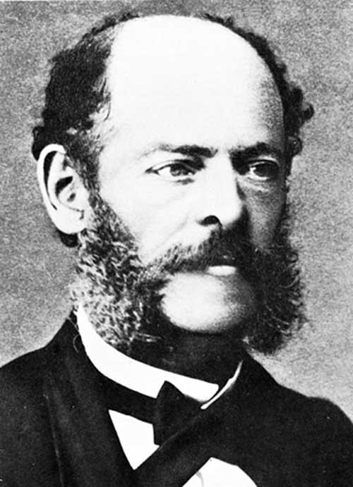 Marcelino Sanz de Sautuola (1831-1888), archaeologist and prehistorian, discovered the Altamira Cave