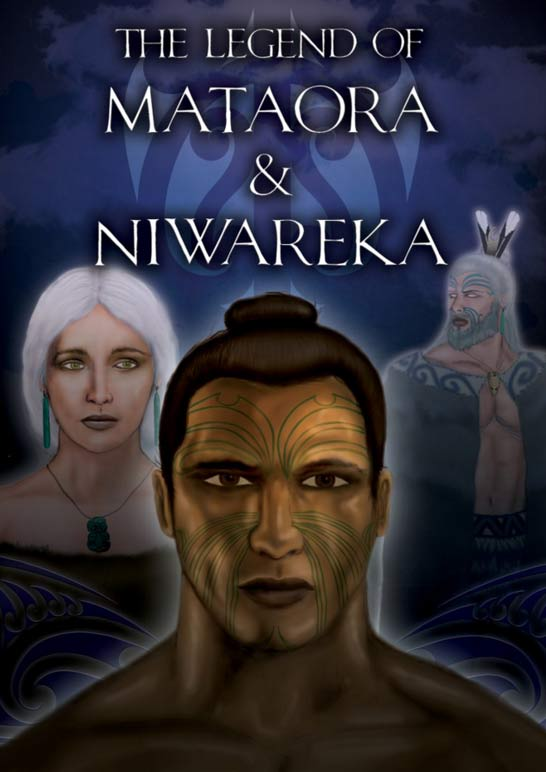 The tale of Mataora & Niwareka.