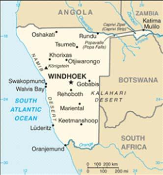 The Mbalantu reside near the Angola – Namibia border
