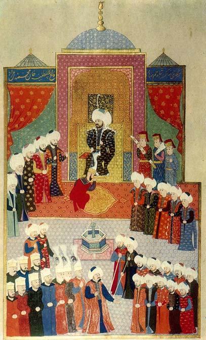 Mehmed II in Edirne