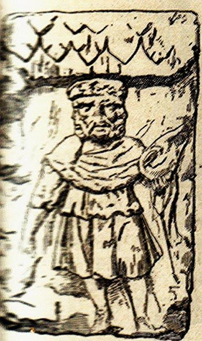Member of the Tuatha Dé Danann.
