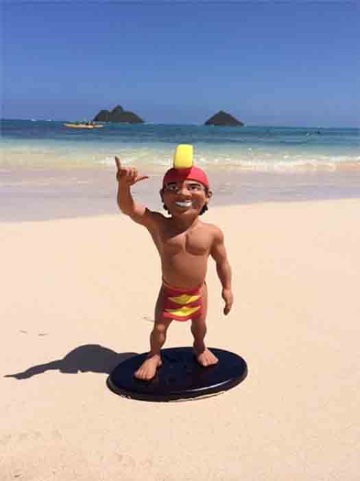 The Menehune were the small archaic human subspecies inhabitants of Hawaii. (Alexedennis / CC BY-SA 4.0)