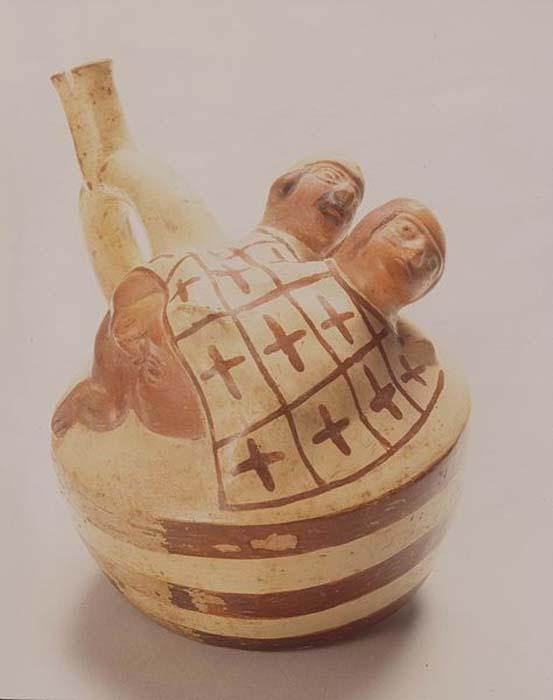 Moche sex pottery. (CC BY SA 3.0)