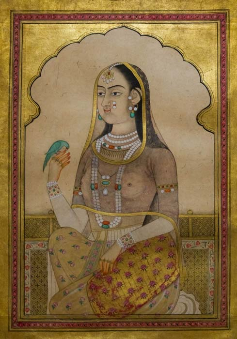 The Mughal princess Zeb-un-Nisa baffled her opponents in poetic battles, despite opposition from her father. (Public domain)
