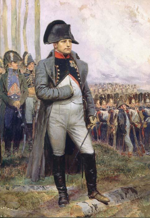 'Napoleon in 1806'by Édouard Detaille. (Public Domain)